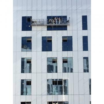 Anti-tilting safety lock LS30 of suspended platform /cradle / gondola for facade solutions