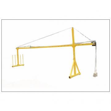 Construction cleaning equipment electric hoist ZLP630 temporary gondola