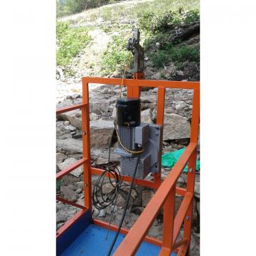 LTD 630 hoist motor for suspended gondola construction working