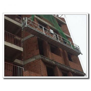 Aluminium electric hoist suspended platform ZLP1000 in China