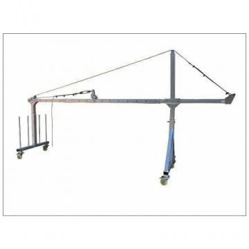 Window cleaning equipment aluminum electric hanging lift scaffolding