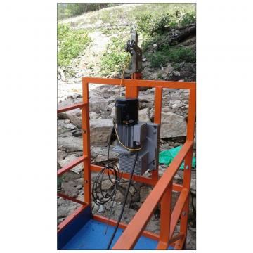 LTD63 hoist motor for ZLP630 temporary suspended platform
