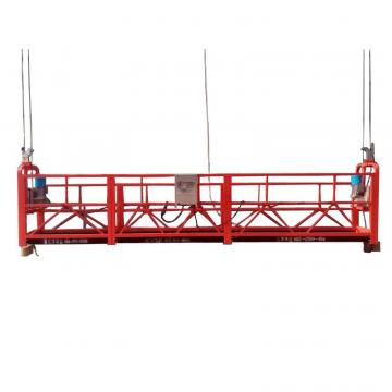 Suspended cradle system / hanging platform / lifting gondola / electric swing stage for construction