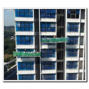 Galvanized steel ZLP630 ZLP800 lift platform for building cleaning