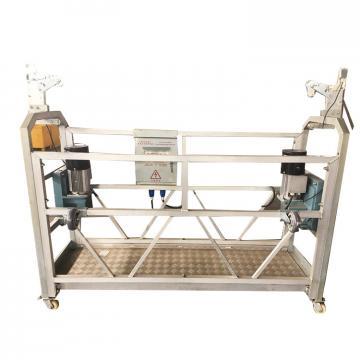 Electric modular motorized suspended platform gondola ZLP630 ZLP800