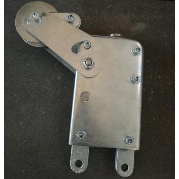 High quality anti tilting safety lock of suspended platform